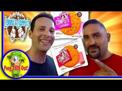 lenny-&-larry's®-|-the-complete-cookie-review!-peep-this-out!