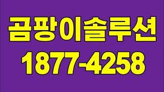 안산 곰팡이제거, 상록구 본오동 단열시공 업체(아파트 …