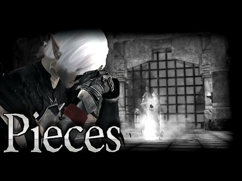 DA Tribute; Pieces (Fenris/F!Hawke)