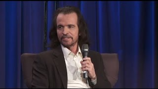 Q&A with Yanni | LIVE from The Grammy Museum, Los Angeles, USA