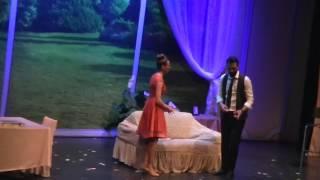 """Невеста напрокат"" Сhristian Heritage Academy, Northfield, IL, Сб 1 Апреля 2017 - окончание"