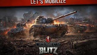 World of Tanks Blitz - Легендарная игра на Android(Обзор/Review)
