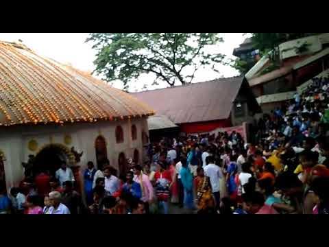 Ambubachi mela 2018 at Kamakhya tample