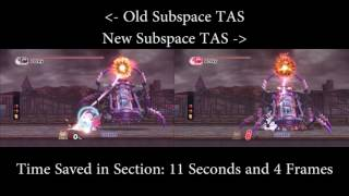 Project M Subspace Emissary TAS: The Zoo in 3:01:45