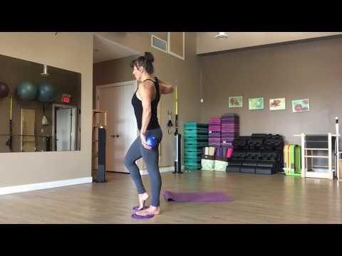 Glider Mat Pilates Flow