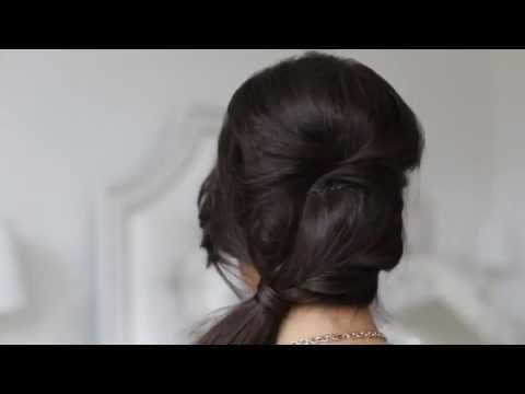 Простые #прически для средних и длинных волос! 😍🌸 Забираем!!!