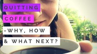 I QUIT COFFEE! & WILL I EVER GO BACK? I MINDFUL MUMMAS