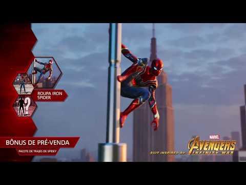 Marvel's Spider-Man - Segundo Revele Vídeo Pré-Venda | PS4 thumbnail