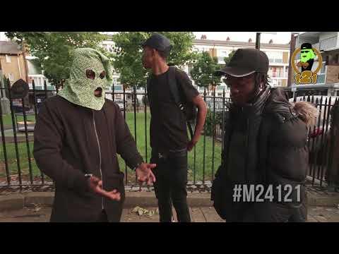 Uncle Rafool's 121 - (150) M24 x Jbandz #Rebels