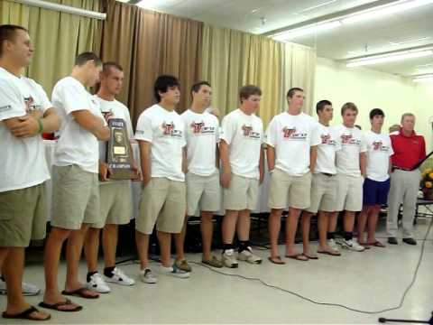 Spanish Fort Baseball Team Honored By City Council