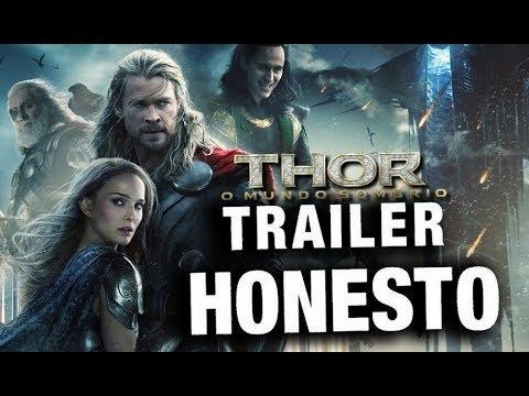 Trailer do filme Thor: O Mundo Sombrio