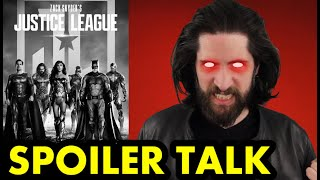 Zack Snyder's Justice League - SPOILER Talk!