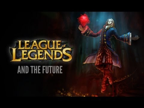 League of Legends - Interview with Associate Producer