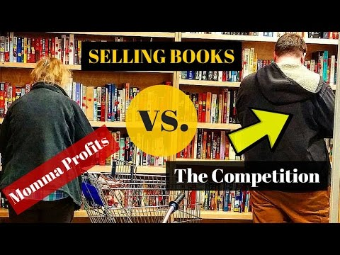 Where Do I Get All My Books to Resell on Amazon? (Viewer Question)
