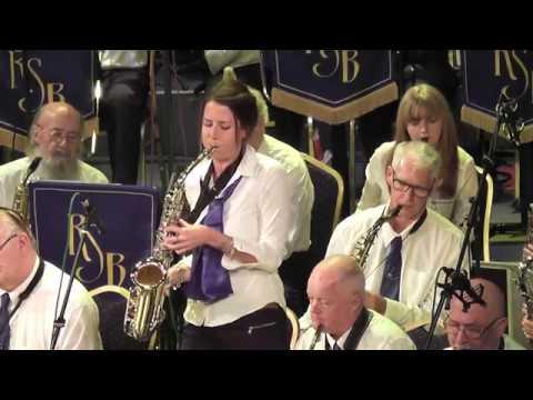 Scheherazade - The Railway Swing Band 27 Sept 2017 Tower Theatre