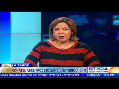 CNN está fuera del aire en Venezuela tras apertura de procedimiento administrativo