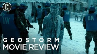 GEOSTORM Review (No Spoilers)