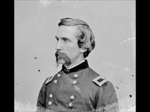 3D Stereoscopic Photographs of Joshua Chamberlain During the American Civil War (1860's)