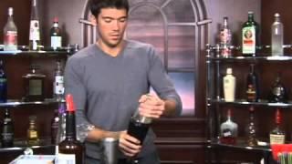 How to Make the Alabama Martini Vodka Drink