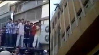 فيديو مروع يظهر قتل الجنود السوريين