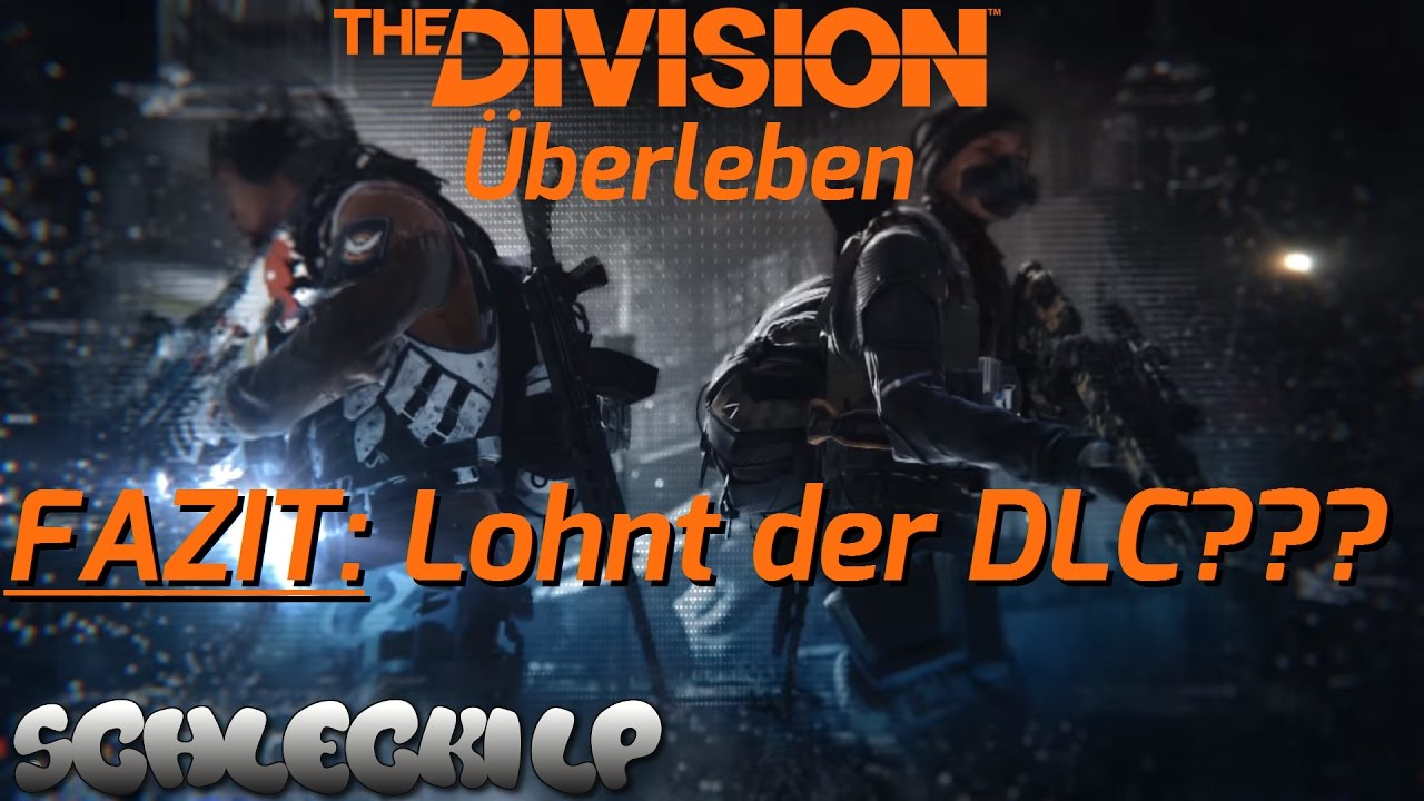 The Division Fazit