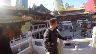Shanghai Travel - China GoPro