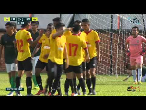 PLAYOFF LIGA M3 2020 KSR SAINS VS AZE FC 6-1 21.12.19 (MATCH HIGHLIGHT)
