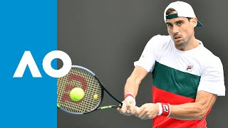 Guido Pella vs. John-Patrick Smith - Match Highlights | Australian Open 2020