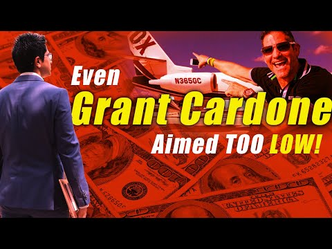 Even Grant Cardone Aimed Too LOW   What About You???    Dev Gadhvi