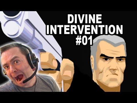DIVINE INTERVENTION #01 = Watch This Kid Rip My Head Off!