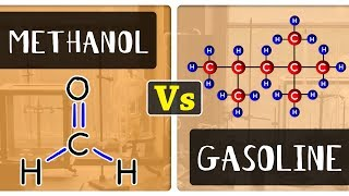 What is the Difference Between Methanol & Gasoline | Carbon compounds | Organic Chemistry