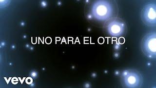 La Maquinaria Norteña - Uno Para El Otro (Lyric Video)