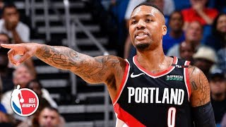Dame Time: Lillard's best plays from the 2018-19 regular season | NBA Highlights