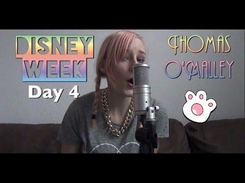 DISNEY WEEK | Thomas O'Malley | The Aristocats