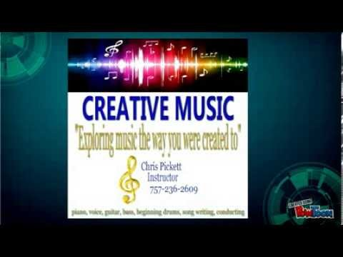 CREATIVE MUSIC - Music Lessons in Chesapeake and Virginia Beach, VA