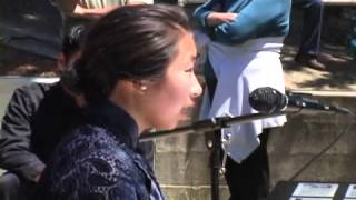 Reflections Renewal  A Tribute to Angel Island Immigrants   Interrogation Part 3