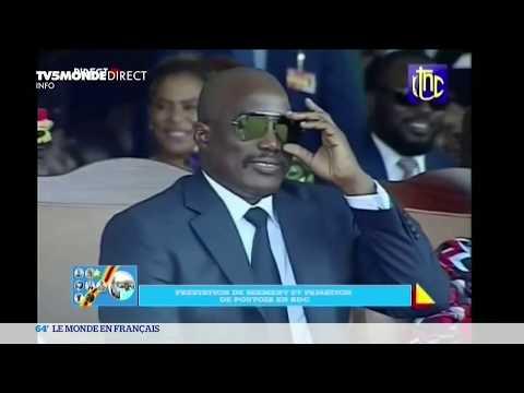 Présidentielle RDC - Retour sur la cérémonie d