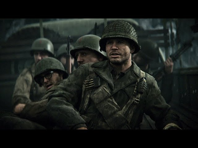Official Call of Duty®: WWII - Story Trailer