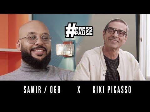 Youtube: 10 #PRESSPAUSE x KIKI PICASSO (Christian CHAPIRON)