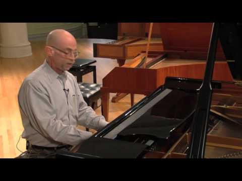 From the Clavichord to the Modern Piano - Part 2 of 2