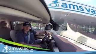 Veigel Compact II hand controls | AMS Vans