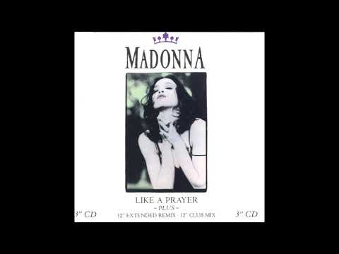 Madonna - Like A Prayer (Radio Version)
