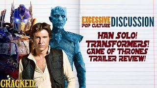 Han Solo Film Gets Bad, Transformers 5 Is Bad, Game of Thrones Trailer is Great! - This Week in EPCD thumbnail