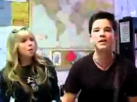 Jennette Mccurdy And Nathan Kress: Nathan Kress And Jennette McCurdy Singing Big Mac Rap