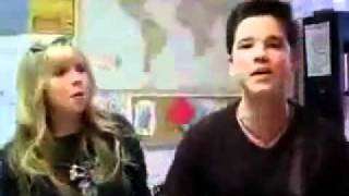 Nathan Kress and Jennette McCurdy Singing Big Mac Rap