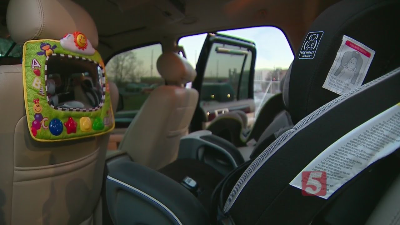 TN Lawmakers Approve Longer Car Seat Requirements