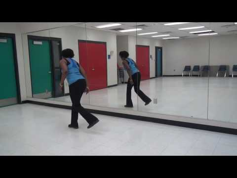 Bad Girl Hustle Instructions  H-Town Line Dancers