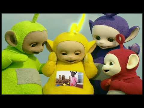 Teletubbies - Washing Up (my version)