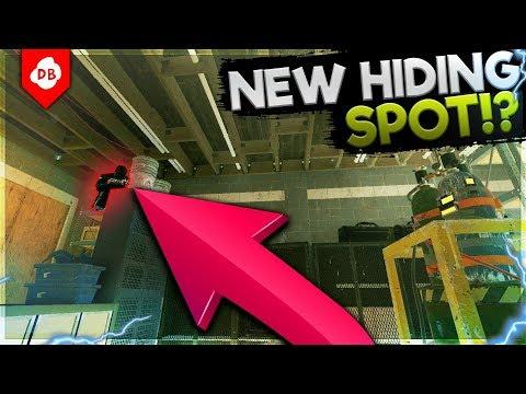 NEW Hiding Spots + Pro Tips And Tricks - Rainbow Six : Siege