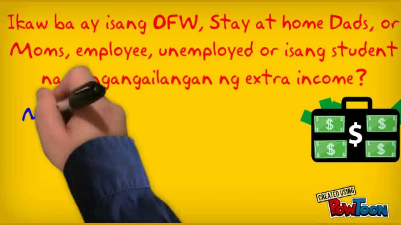 tagalog opening remarks sample